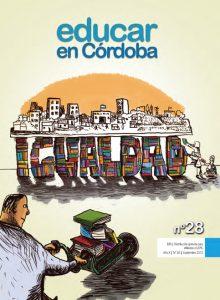 Tapa Revista Educar Nº28