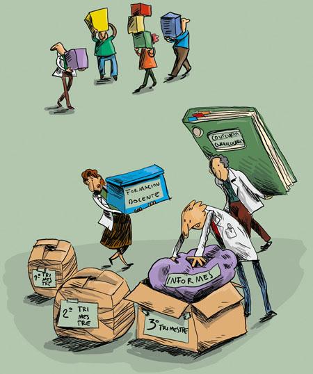 Reorganizar los tiempos escolares para garantizar el derecho a la educación