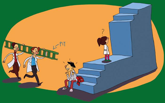 El PIT 14-17, un programa diferente de escolarización secundaria