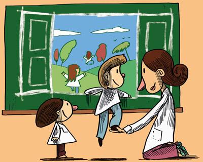 Condiciones pedagógicas en las escuelas para la producción de saber situado. Una clave de sentido para la formación docente
