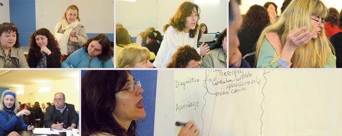 Una propuesta de trabajo colaborativo para fortalecer la gestión escolar secundaria
