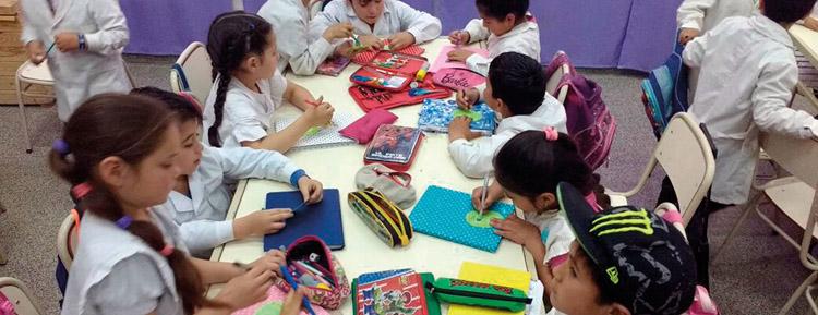 """Proyecto de alfabetización """"La mesa está servida"""""""